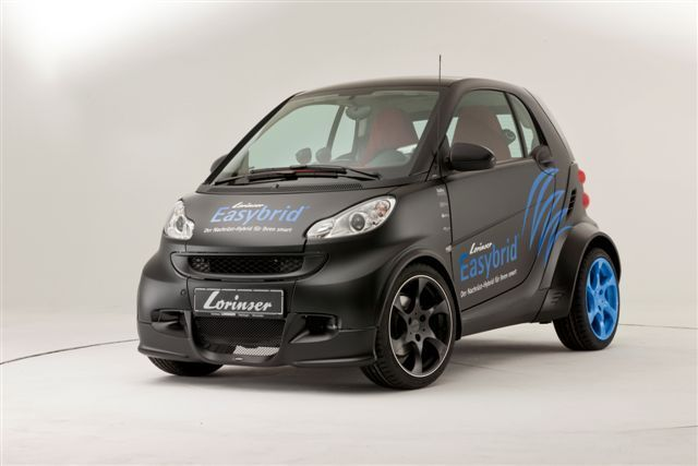 SMART FORTWO COUPE MHD full