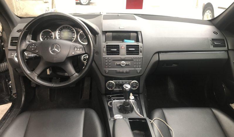 2010 MERCEDES C 220 CDİ  EURO 5 MOTOR Panoramik Cam Tavan full